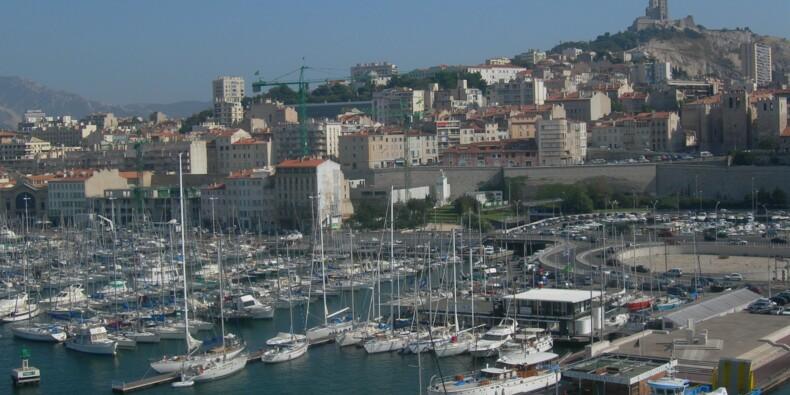 En colère contre un promoteur immobilier, le maire de Marseille se déplace en personne sur le chantier