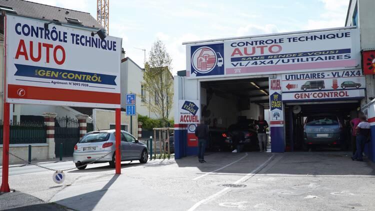 Le gouvernement crée une plateforme pour comparer les tarifs des centres de contrôle technique en France