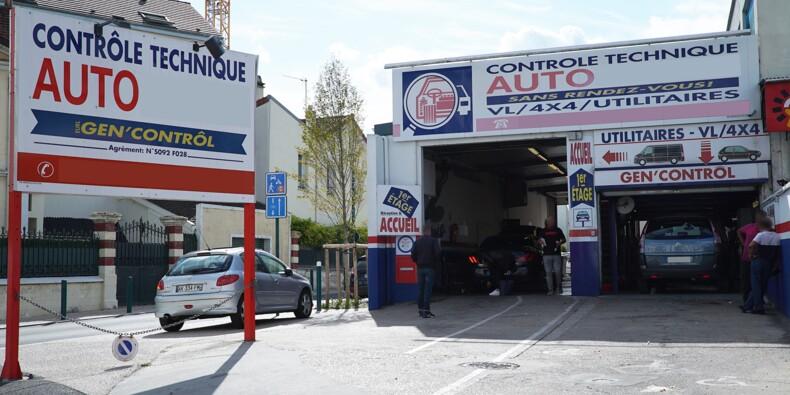 Les automobilistes français zappent de plus en plus le contrôle technique
