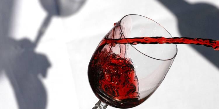 Pourquoi le prix du vin pourrait bondir aux Etats-Unis