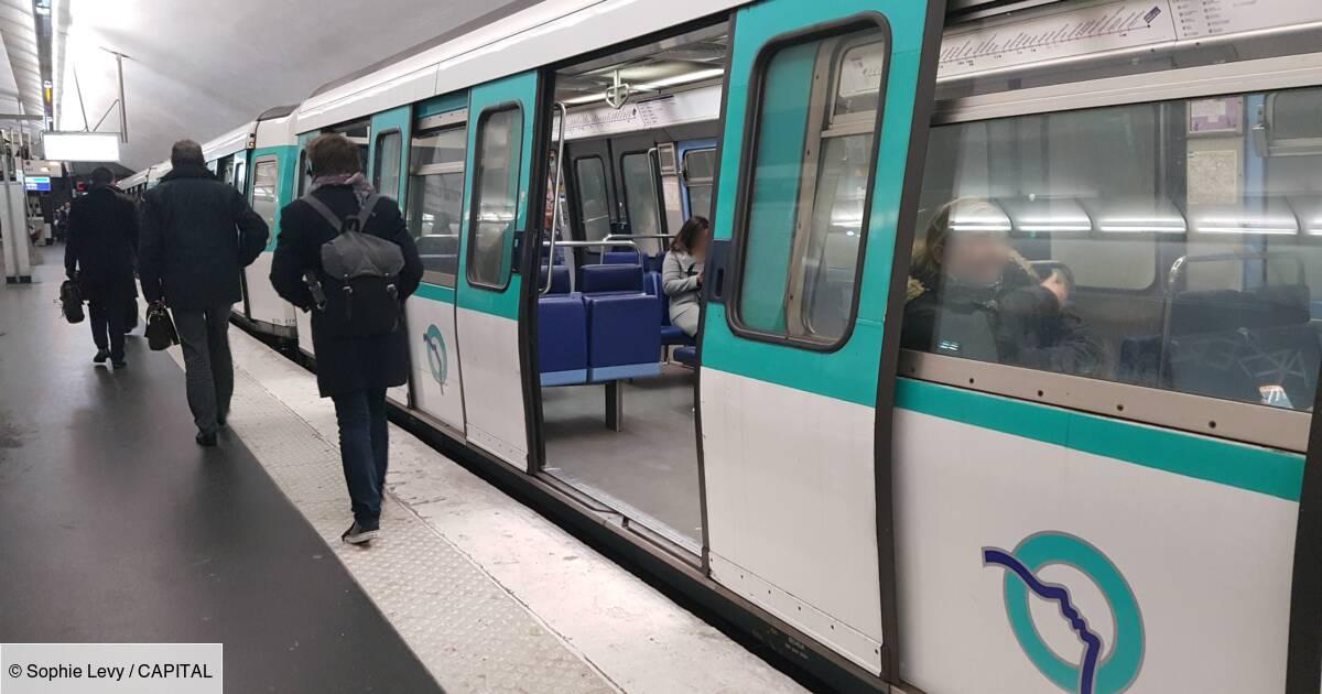 La RATP profite de l'amélioration de la situation sanitaire