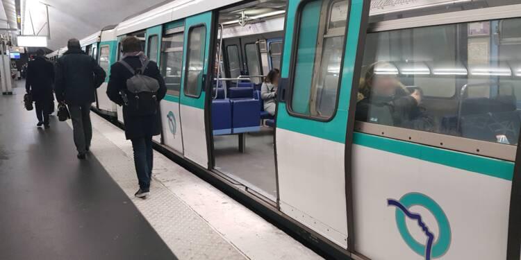 La grève provisoirement stoppée sur la majorité des lignes de métro à la RATP dès lundi
