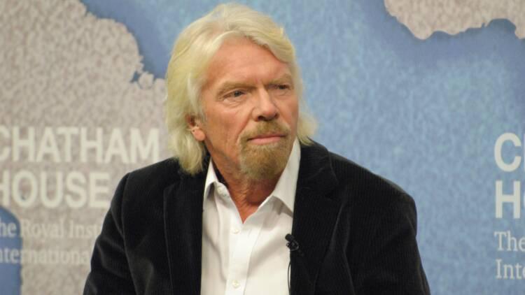 Le milliardaire Richard Branson s'excuse pour un tweet jugé raciste