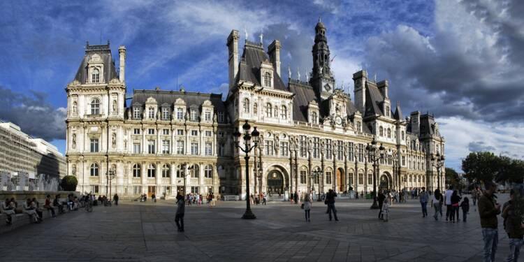 La Ville de Paris confirme l'impressionnante envolée de sa dette