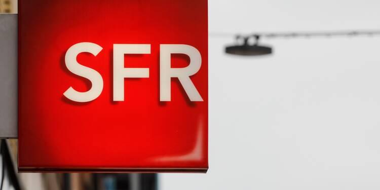 SFR poursuit sa reconquête des abonnés mobiles