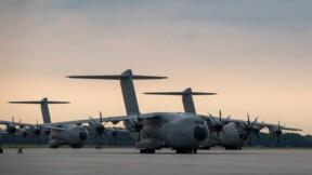 """Airbus : l'Allemagne refuse la livraison de deux A400M pour """"défauts techniques"""""""