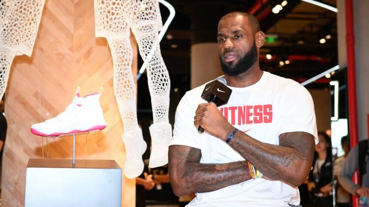 Comment Adidas et Nike se disputent les célébrités
