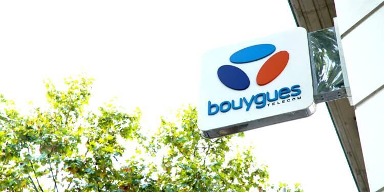 Bouygues Telecom fait le plein d'abonnés dans la fibre et le mobile