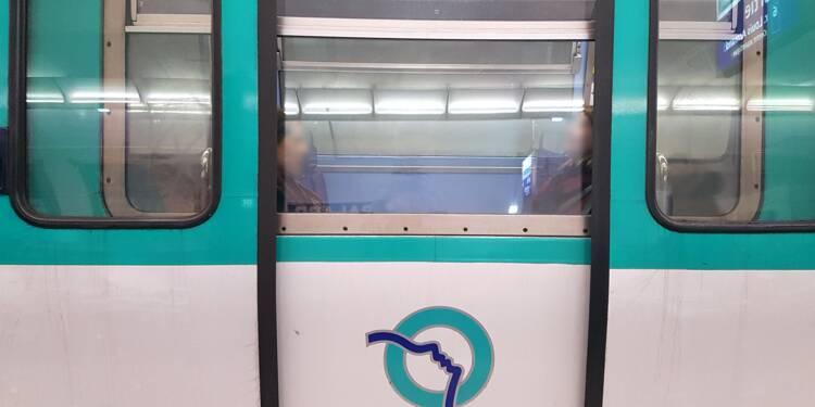 Le port du masque détecté par des caméras dans le métro