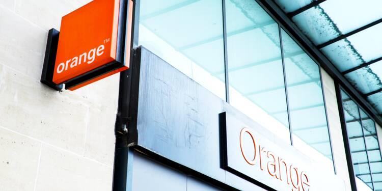 Orange réduit son dividende mais maintient ses objectifs pour 2020
