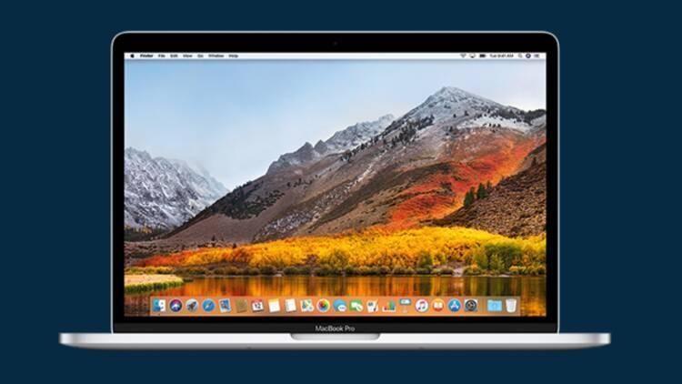 MacBook Pro 13 pouces d'Apple en promotion chez Amazon
