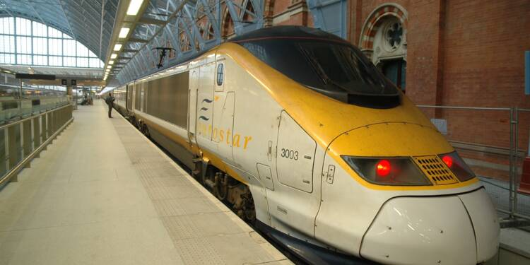 Eurostar : record de fréquentation en vue malgré le Brexit