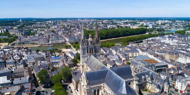 """La somme faramineuse investie par Angers pour devenir une ville """"zéro carbone"""""""