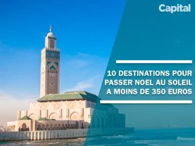 10 destinations pour passer Noël au soleil à moins de 350 euros