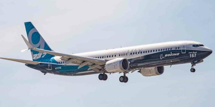 Air France n'exclut pas de commander des Boeing 737 MAX