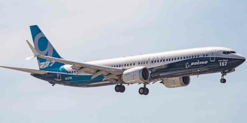 """Boeing 737 MAX : un vol de certification peut-être """"en début de semaine prochaine"""""""