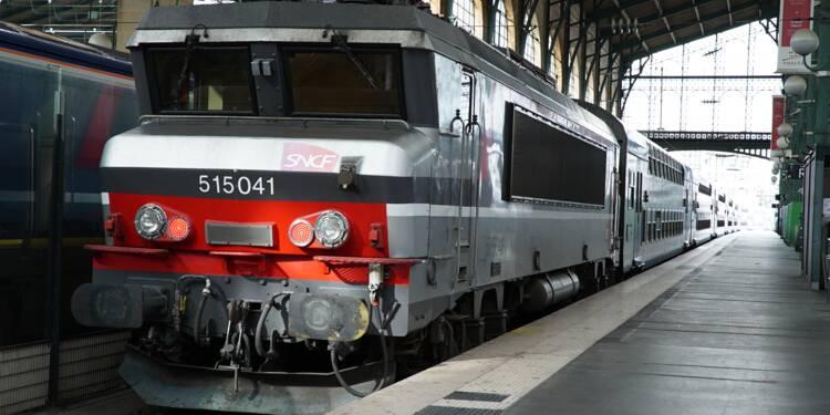 Concurrence dans le train : les 5 régions en pointe