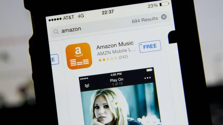 Musique en streaming : Amazon propose un accès gratuit, avec publicité