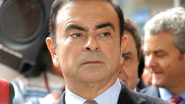 Carlos Ghosn attaque Renault en justice