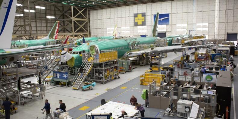 737 MAX 8 : gros contrat de Boeing avec Air Astana