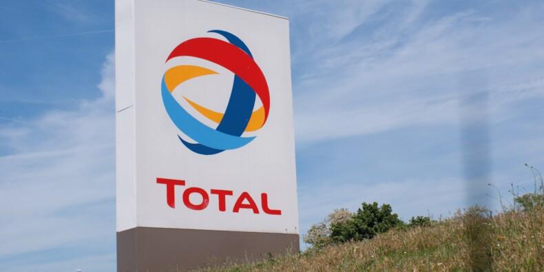 Total double ses profits, bond des dividendes