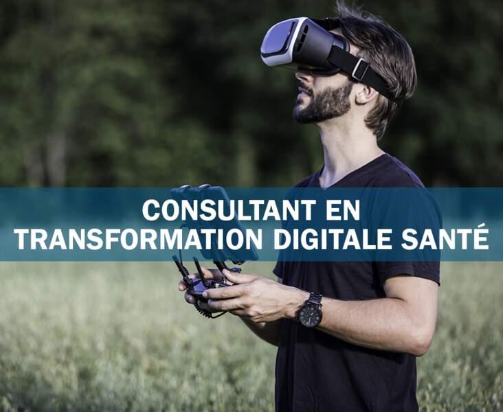Consultant en transformation digitale santé : le conseil de l'hôpital 4.0