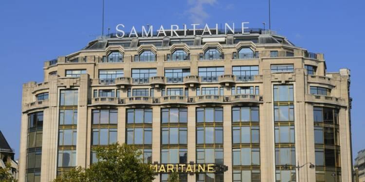 Fermée depuis 15 ans, la Samaritaine ouvrira bien en avril 2020
