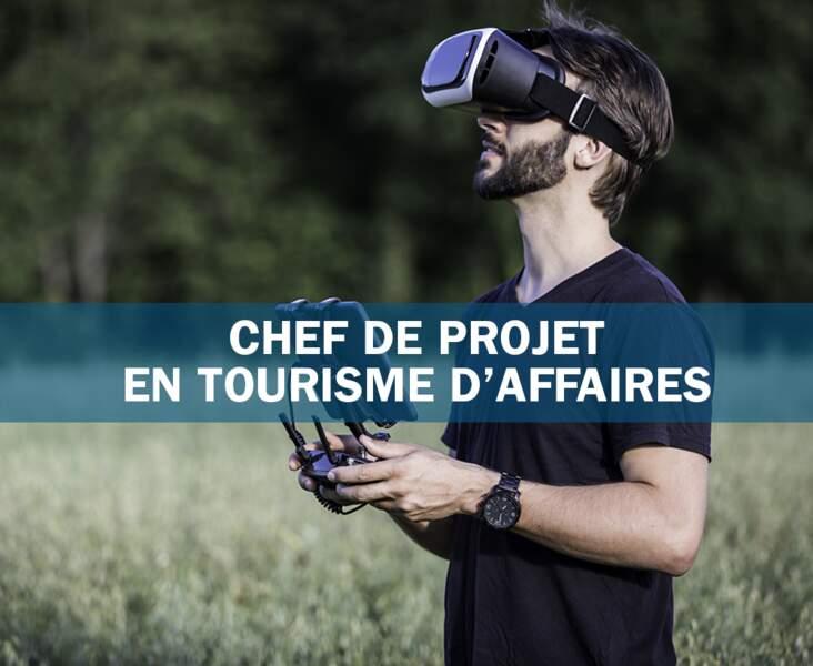 Chef de projet en tourisme d'affaires : le négociateur en «bleisure»