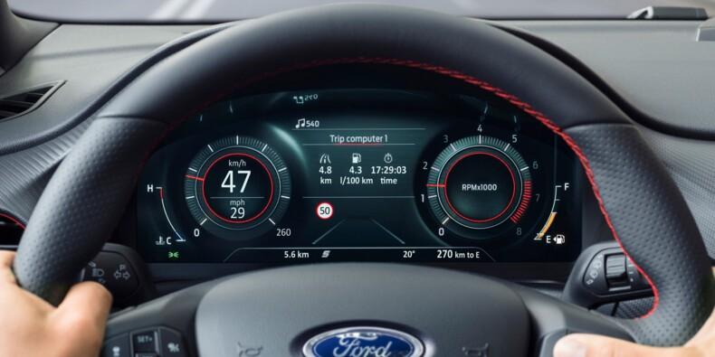 États-Unis : Ford doit rappeler plus de 2 millions de véhicules pour un problème de porte