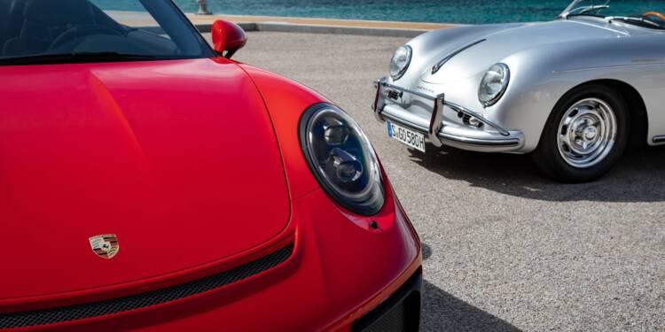 Automobile : Porsche va miser gros sur la voiture électrique