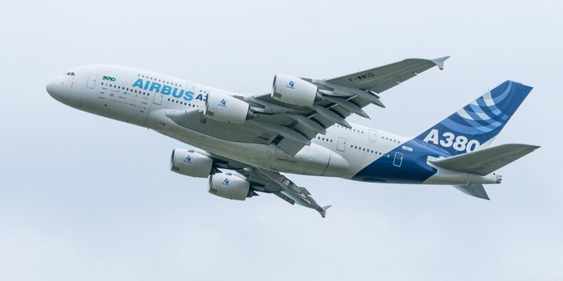 Salon aéronautique de Dubaï : carton plein pour Airbus, Boeing sauve les meubles