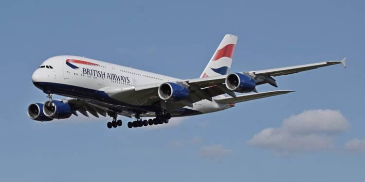 British Airways écope d'une amende salée après une fuite de données massives