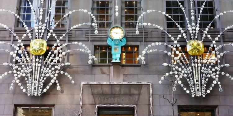 LVMH offre maintenant 16 milliards pour racheter le géant des bijoux Tiffany