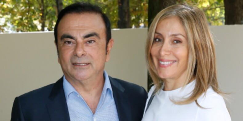 Carlos Ghosn : sa femme pourra lui parler une heure en vidéoconférence