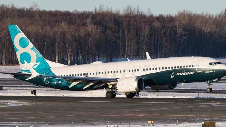 La grosse prime que touchera le nouveau boss de Boeing s'il relance le 737 Max