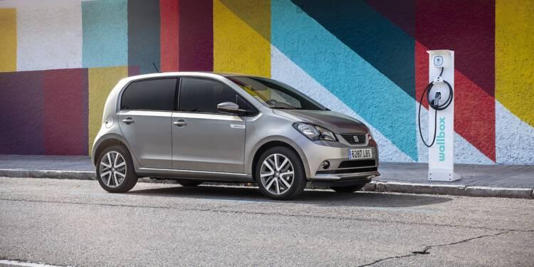 Essai Seat Mii Electric : une petite voiture électrique abordable