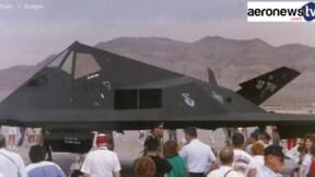 Découvrez en vidéo le F-117 Nighthawk, le premier avion d'attaque furtif de l'histoire