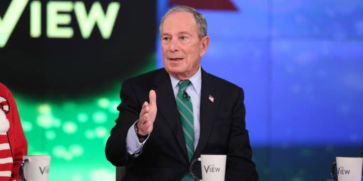 Présidentielle 2020 : le montant record dépensé par Michael Bloomberg en pubs télé
