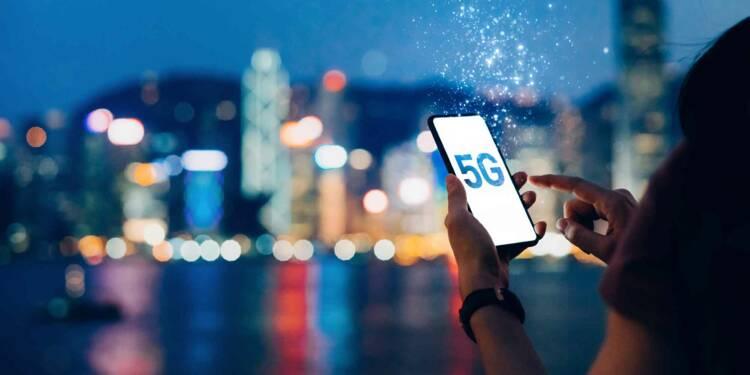 5G : le prix de réserve des enchères fixé par le gouvernement