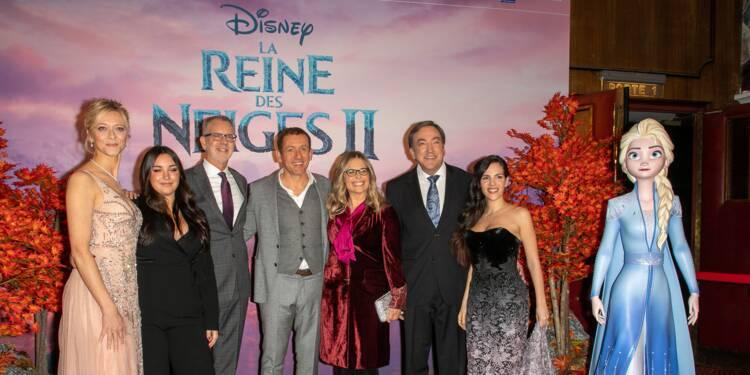 Disney : La Reine des Neiges 2 fait un carton pour ses débuts au box office