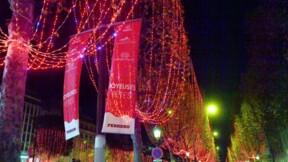 Illuminations de Noël sur les Champs-Elysées : polémique autour du partenariat avec Ferrero