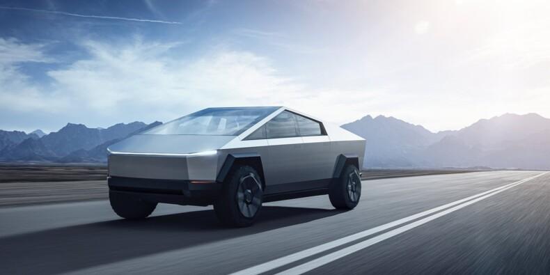 Tesla : déjà 200.000 précommandes pour le pick-up électrique cybertruck ?