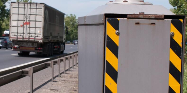 Près de Roissy, le radar flashe en rafale suite à des erreurs de signalisation