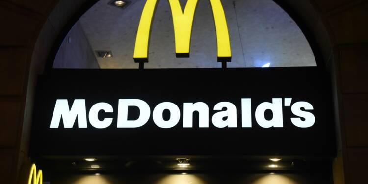 Vous pourrez bientôt charger votre téléphone chez McDonald's en le posant sur la table !
