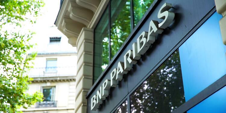 BNP Paribas risque de souffrir des bas taux d'intérêt et de la concurrence : le conseil Bourse du jour