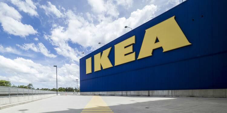 Ikea cartonne dans le commerce en ligne