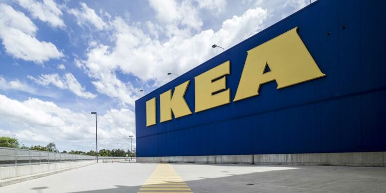 Bordeaux : un Ikea éphémère sur les quais de la Garonne