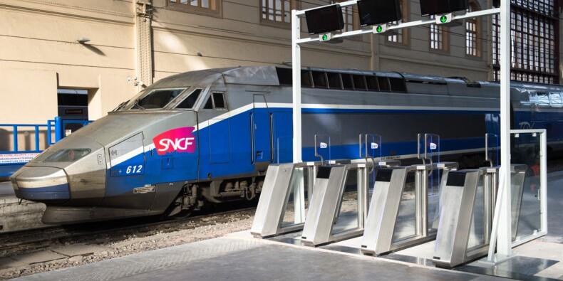 En prévision de la grève, la SNCF bloque la vente des billets du 5 au 8 décembre inclus