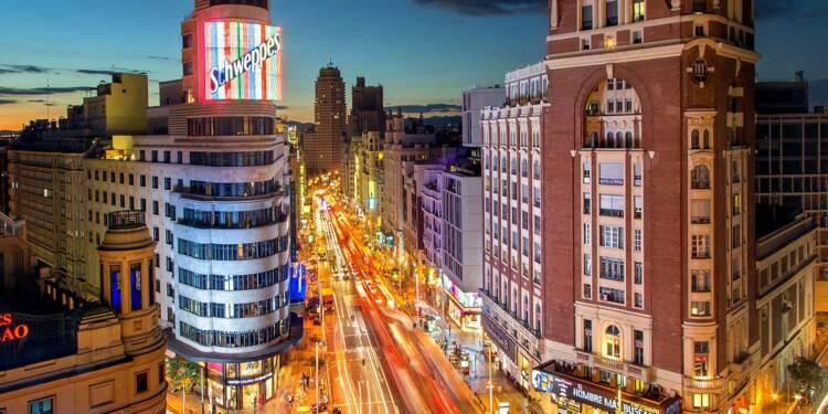 Dette : l'Espagne emprunte à 10 ans à taux négatif, une première