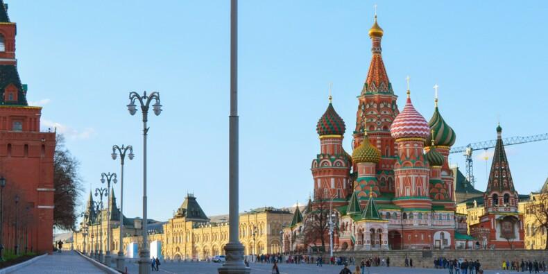 Russie : la Bourse se rit des sanctions de Donald Trump